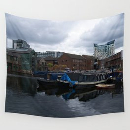 Regency Wharf Birmingham Wall Tapestry