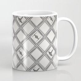 X Wing TIE Fighter Pattern Coffee Mug