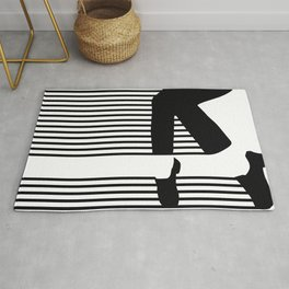 M.J. Moonwalk Rug