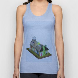 The House Unisex Tank Top