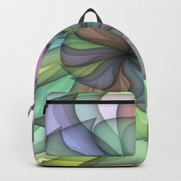GS Geometric Abstrac 06AW S6 Backpack