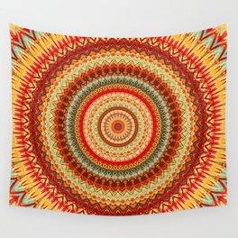 Mandala 321 Wall Tapestry