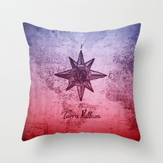 Terra Nullius  Throw Pillow