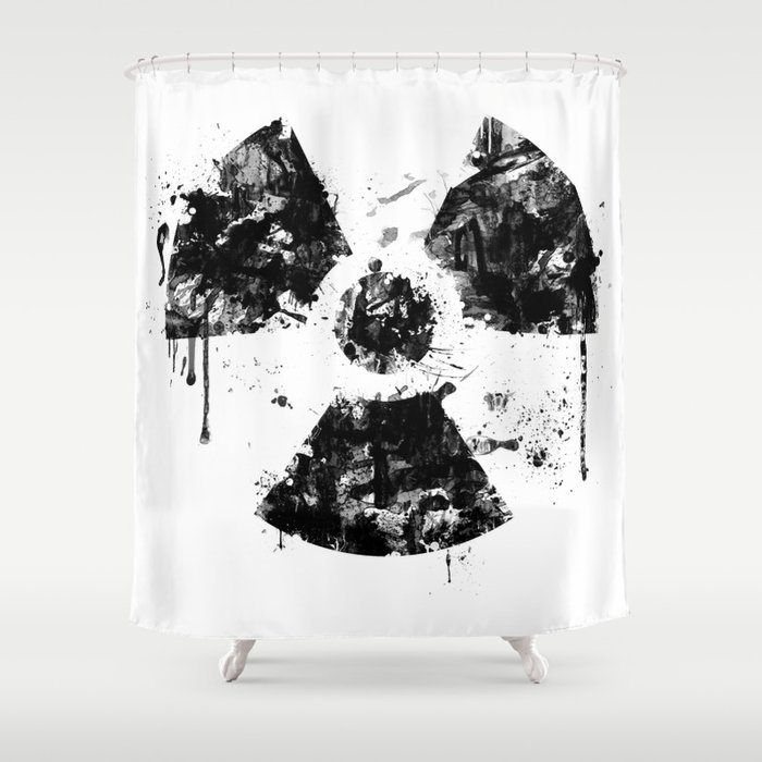 Nuclear Shower Curtain
