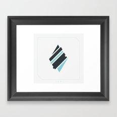 Ism Framed Art Print