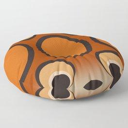 Brazilian Rainbow Boa Floor Pillow