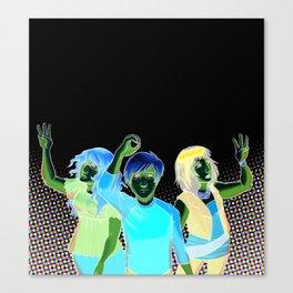 Three Zero Three Canvas Print