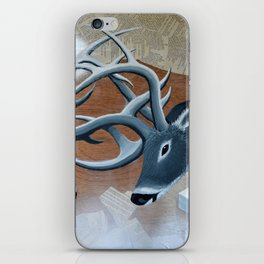 Deer Cubed iPhone Skin