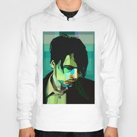 wes anderson Hoodies featuring Brett Anderson by zomplag