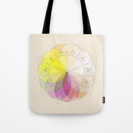 Soft Fibonacci 1 Tote Bag