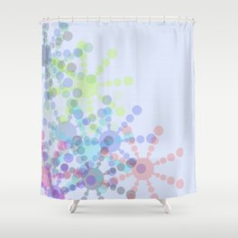 Snow Flakin' Shower Curtain