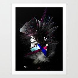 APOLLOPUNK Art Print
