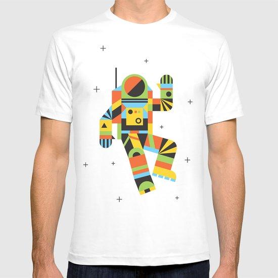 Hello Spaceman T-shirt