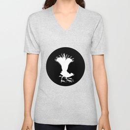Lyrebird Unisex V-Neck