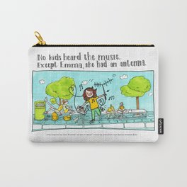 Emma's antenna Carry-All Pouch