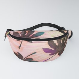 Tropical Art Design Fanny Pack