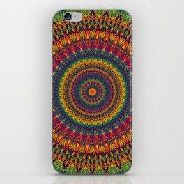 Mandala 529 iPhone Skin