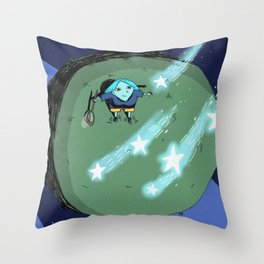Pilots Throw Pillow