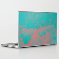 underwater Laptop & iPad Skins featuring underwater by JG-DESIGN