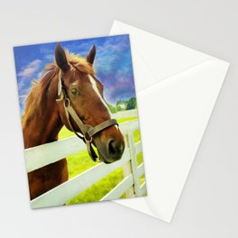 Hello From the Bluegrass State Stationery Cards
