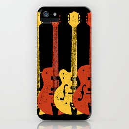 Chet Atkins Guitars iPhone Case