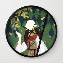 Dragon Age Solas Tarot Paper Art Wall Clock