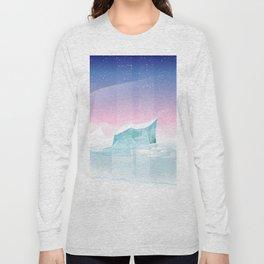 Arctic landscape. Long Sleeve T-shirt
