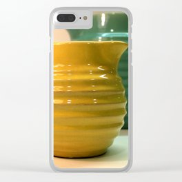 Bauer Pitchers Clear iPhone Case