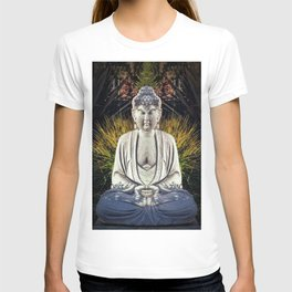 Bad Day Buddha T-shirt