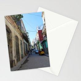 Streets of Havana Stationery Cards