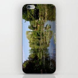 Monets Waterlily Pond iPhone Skin