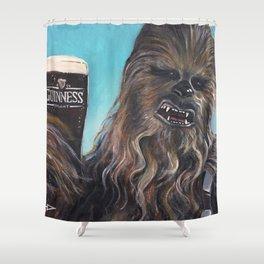 Brewbacca Shower Curtain