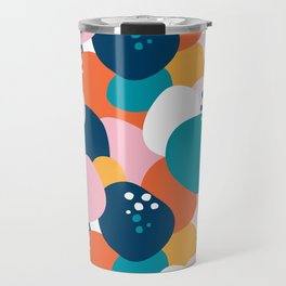 Blobby Travel Mug