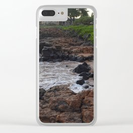 grand wailea Clear iPhone Case