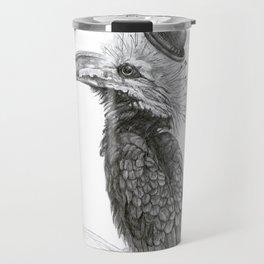 Fancy Hornbill Travel Mug