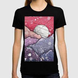 Mountains of Christmas T-shirt