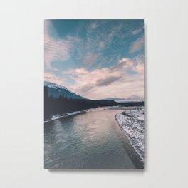 Icefields Parkway, AB III Metal Print
