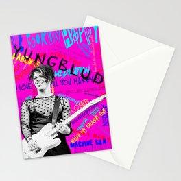 YUNGBLUD Lyric  Stationery Cards