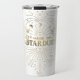 Made of Stardust – Gold Palette Travel Mug