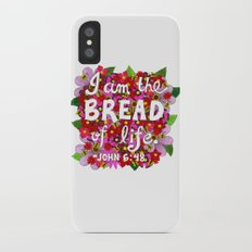 I Am The Bread Of Life iPhone X Slim Case