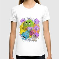 pacman T-shirts featuring Pacman by Jesús L. Yapor
