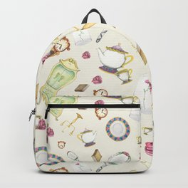 Beauty Beast decor Backpack