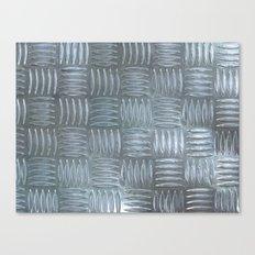 Aluminum Textured Canvas Print