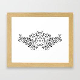 "50""x50"" Octopus Tribal and Native Print Poster - Huge Detail - Large Print Framed Art Print"
