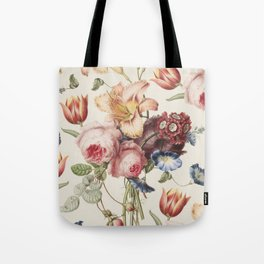 Vintage Botanical No. 3 Tote Bag