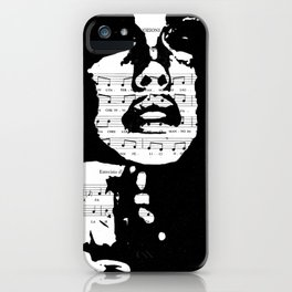 Tamara iPhone Case