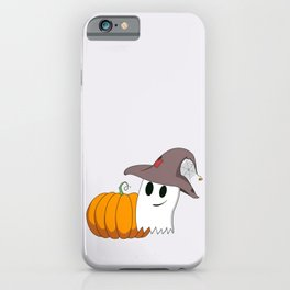 Ghostie's Prize Pumpkin iPhone Case