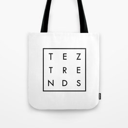 Tez Trends Logo Collection Tote Bag