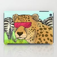 booty iPad Cases featuring Looking for that booty by shirtsforjerks