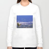 colombia Long Sleeve T-shirts featuring The Santanderes, Colombia. by Alejandra Triana Muñoz (Alejandra Sweet